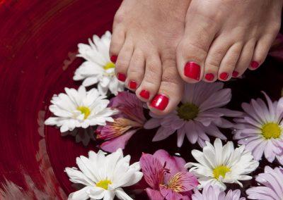 Fußpflege & Pediküre